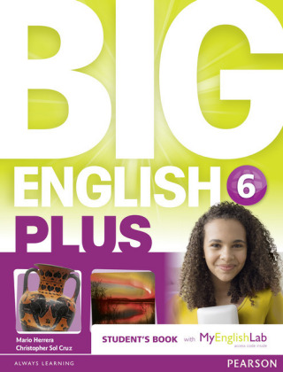 Big English Plus American Edition 6 Students' Book with MyEnglishLab Access Code Pack New Edition, m. 1 Beilage, m. 1 On