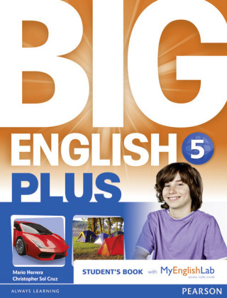 Big English Plus American Edition 5 Students' Book with MyEnglishLab Access Code Pack New Edition, m. 1 Beilage, m. 1 On