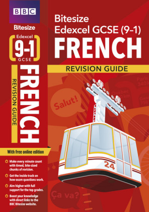 BBC Bitesize Edexcel GCSE (9-1) French Revision Guide, m. 1 Beilage, m. 1 Online-Zugang