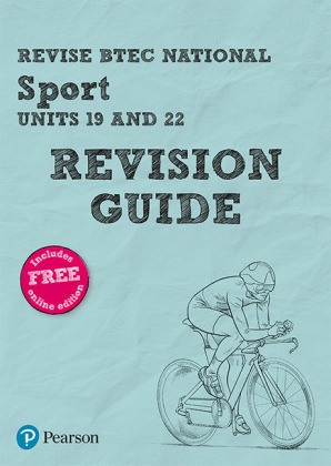 Revise BTEC National Sport (Units 19 and 22) Revision Guide, m. 1 Beilage, m. 1 Online-Zugang