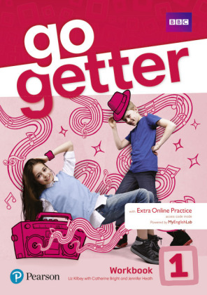 GoGetter 1 Workbook with Online Homework PIN Code Pack, m. 1 Beilage, m. 1 Online-Zugang