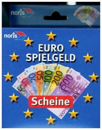 Euro-Spielgeld Scheine (Spiel-Zubehör)