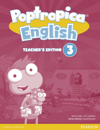 Poptropica English American Edition 3 Teacher's Book and PEP Access Card Pack, m. 1 Beilage, m. 1 Online-Zugang