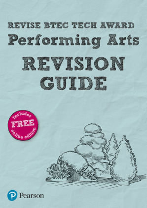Revise BTEC Tech Award Performing Arts Revision Guide, m. 1 Beilage, m. 1 Online-Zugang