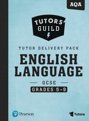 Tutors' Guild GCSE AQA English Language Grades 5-9 Tutor Delivery Pack, m. 1 Beilage, m. 1 Online-Zugang