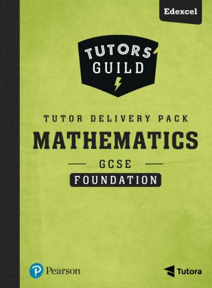 Tutors' Guild GCSE Edexcel Maths Foundation Tutor Delivery Pack, m. 1 Beilage, m. 1 Online-Zugang
