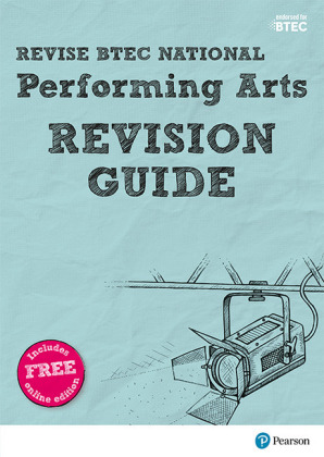 Revise BTEC National Performing Arts Revision Guide, m. 1 Beilage, m. 1 Online-Zugang