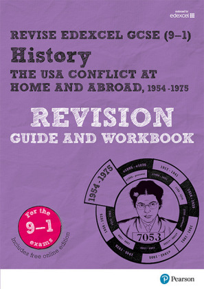 Revise Edexcel GCSE (9-1) History The USA Revision Guide and Workbook, m. 1 Beilage, m. 1 Online-Zugang