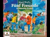 Fünf Freunde 3er Box - Mysteriöse Küsten, 3 Audio-CDs