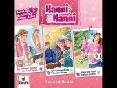 Hanni und Nanni 3er Box - Hanni und Nanni sind immer dabei, 3 Audio-CDs Cover