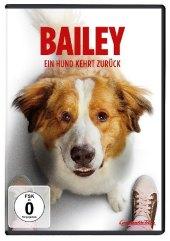 Bailey - Ein Hund kehrt zurück, 1 DVD Cover