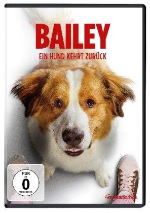 Bailey - Ein Hund kehrt zurück, 1 DVD