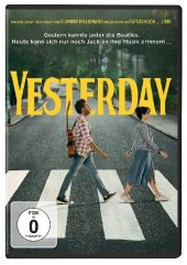 Yesterday, 1 DVD Cover