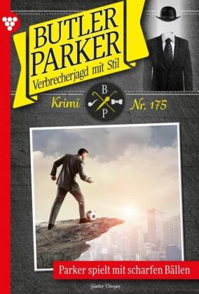 Butler Parker 175 - Kriminalroman