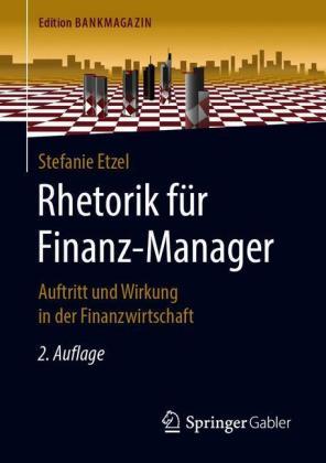 Rhetorik für Finanz-Manager