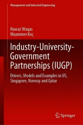 Industry, University and Government Partnerships for the Sustainable Development of Knowledge-Based Society