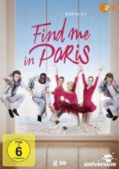 Find me in Paris Staffel 2.1, 2 DVD