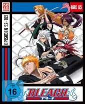 Bleach TV-Serie, 3 Blu-rays
