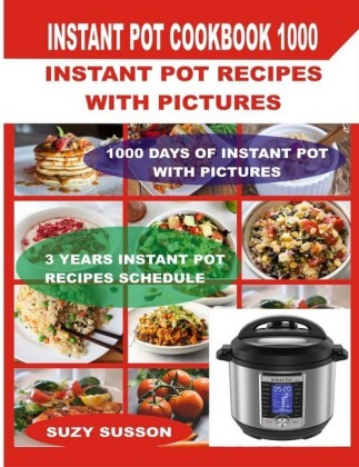 Instant Pot Cookbook 1000