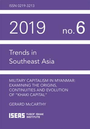 Military Capitalism in Myanmar