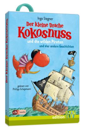 Der kleine Drache Kokosnuss und die wilden Piraten, USB-Stick