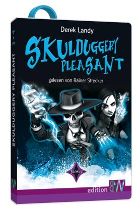 Skulduggery Pleasant 3-4