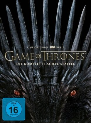 Game of Thrones, 4 DVD