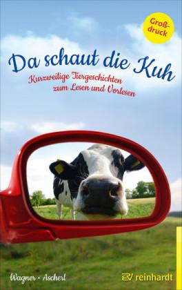 Da schaut die Kuh