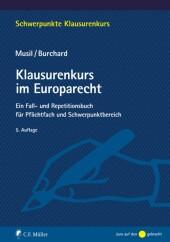 Klausurenkurs im Europarecht