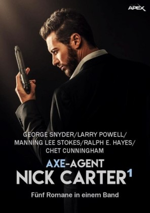 AXE-AGENT NICK CARTER, BAND 1