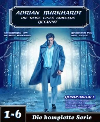 ADRIAN BURKHARDT - Die Reise beginnt