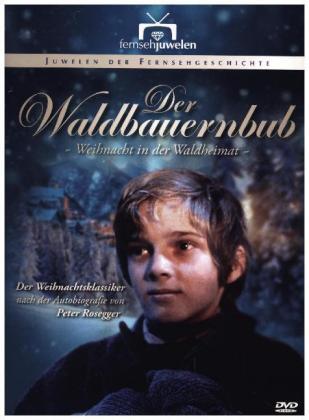 Der Waldbauernbub - Weihnacht in der Waldheimat, 1 DVD