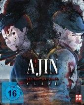 Ajin: Clash - Teil 3 der Movie-Trilogie - DVD (Steelcase) [Limited Edition], 1 DVD (Limited Edition, Steelcase)