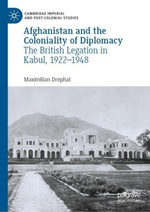 Afghanistan and the Coloniality of Diplomacy
