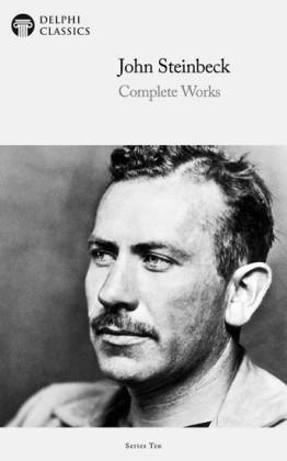 Delphi Complete Works of John Steinbeck (Illustrated)