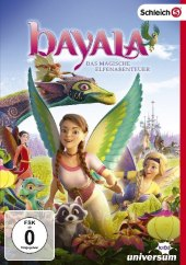 Bayala - Das magische Elfenabenteuer, 1 DVD Cover