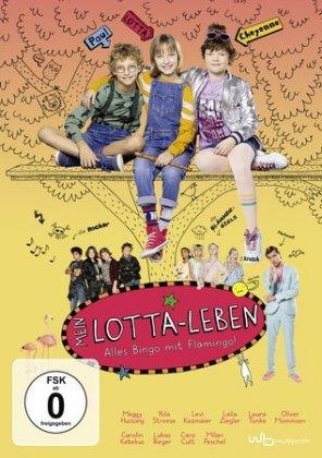 Mein Lotta-Leben - Alles Bingo mit Flamingo!, 1 DVD, 12