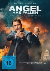 Angel Has Fallen, 1 DVD Cover