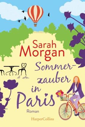 Sommerzauber in Paris