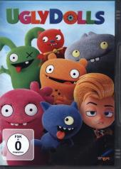 Ugly Dolls, 1 DVD Cover