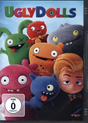 Ugly Dolls, 1 DVD