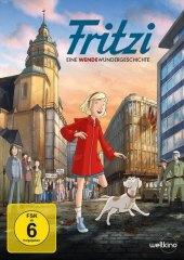 Fritzi - Eine Wendewundergeschichte, 1 DVD Cover