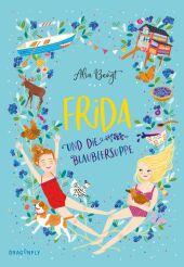 Frida und die Blaubeersuppe Cover