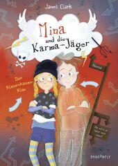 Mina und die Karma-Jäger - Der Klassenkassen-Klau Cover