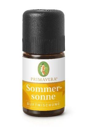 Primavera Sommersonne Duftmischung 5 ml