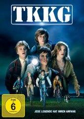 TKKG - Jede Legende hat ihren Anfang, 1 DVD Cover