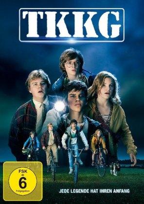 TKKG - Jede Legende hat ihren Anfang, 1 DVD