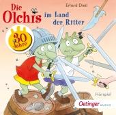 Die Olchis im Land der Ritter, 1 Audio-CD
