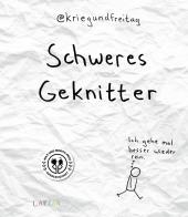 Schweres Geknitter