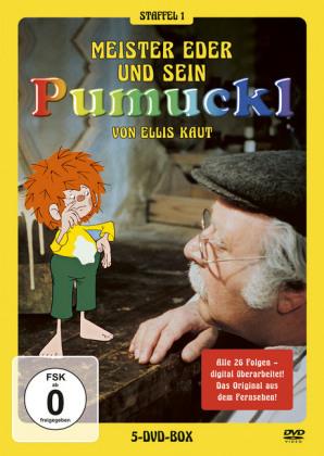Meister Eder und sein Pumuckl, 5 DVDs
